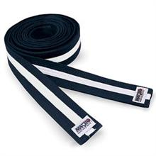 Martial Arts Black Belt w/ Stripe